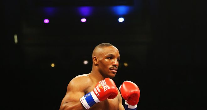 Devon Alexander: defends IBF welterweight title against Shawn Porter on December 7