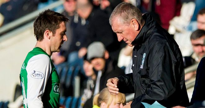 Terry Butcher: Lost Paul Heffernan to injury early on