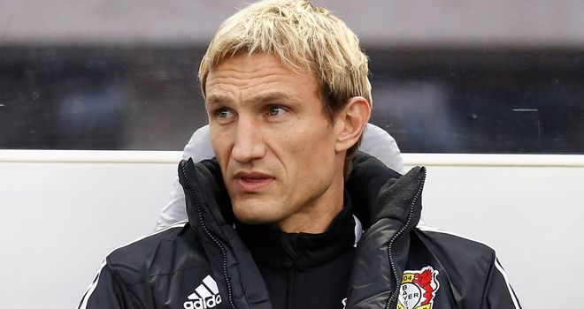 Sami Hyypia: Bayer Leverkusen coach saw his side beaten 4-0 by PSG