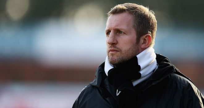 Denis Betts: Will be wanting to make a concerted push for the top eight