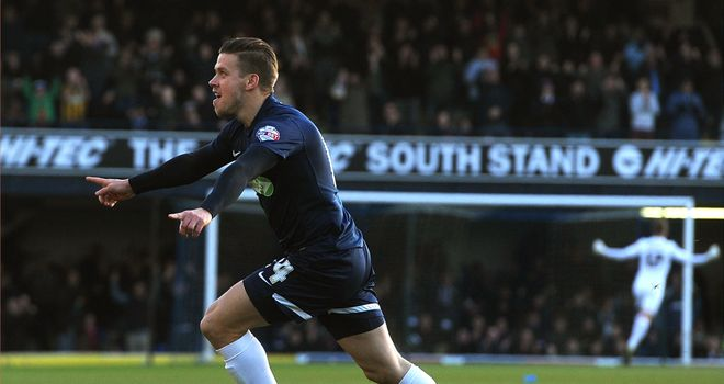 Kevan Hurst: Earned Southend a draw against Rochdale