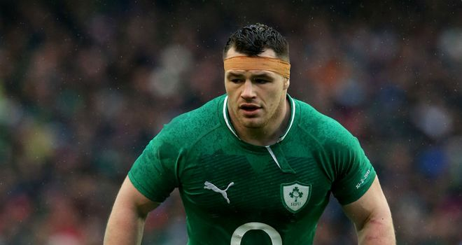 Cian Healy: Relishing the competition provided by Leinster team-mate Jack McGrath