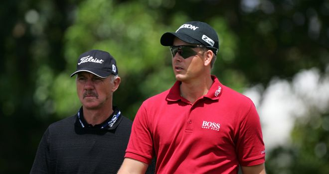Henrik Stenson has had a magical year under continued guidance from coach Peter Cowen