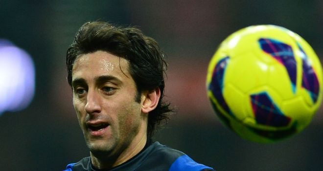 Diego Milito: Inter Milan forward will decide on his future in the summer