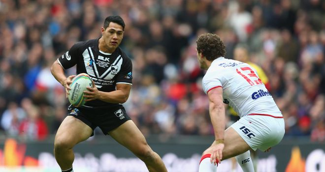 Roger Tuivasa-Sheck: Pinching myself