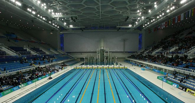 Two 50-metere swimming pools set to open in Olympic Park