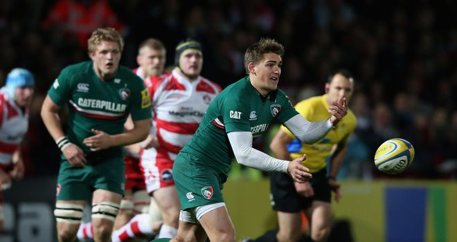 Toby Flood: Expected to join Toulouse next summer