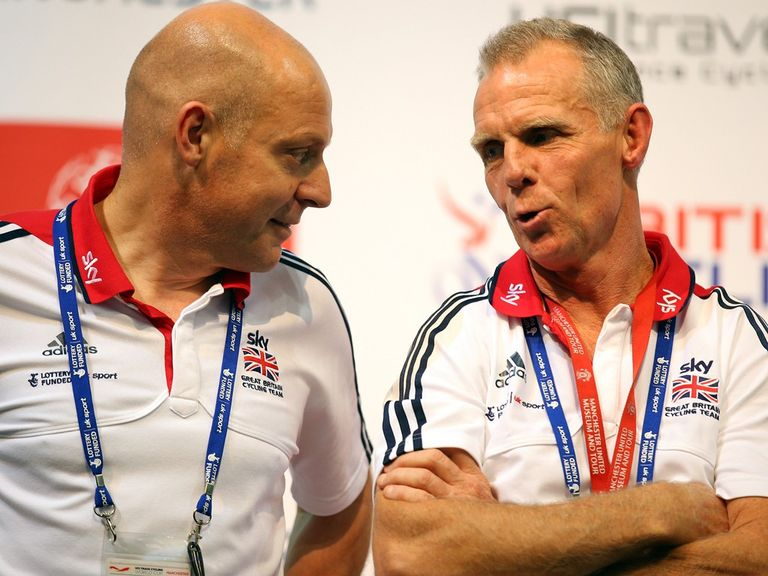 Shane Sutton (r): Absence of Sir Dave Brailsford not to blame