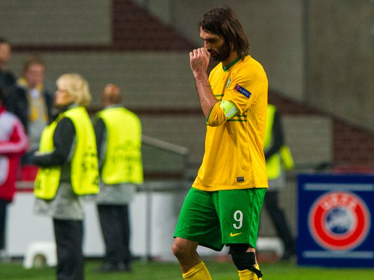 Georgios Samaras: Has been given time by Celtic