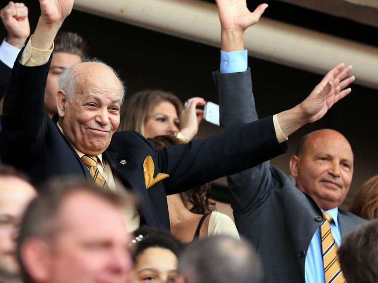 Assem Allam: Looking to change the Hull City's name