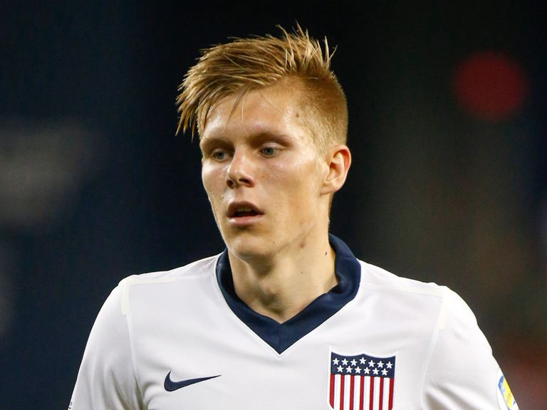 Aron Johannsson: On target for AZ