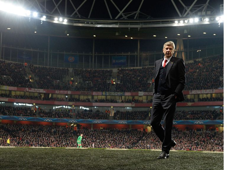 Arsene Wenger: Feels Arsenal are in excellent shape