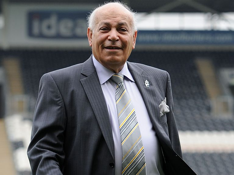 Assem Allam: Hull City owner has now invested £72million in the club