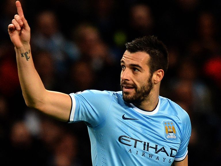 Alvaro Negredo: Likened to Alan Shearer