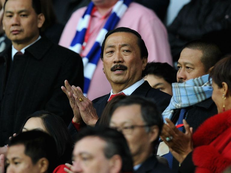 Vincent Tan: Owner of Cardiff City