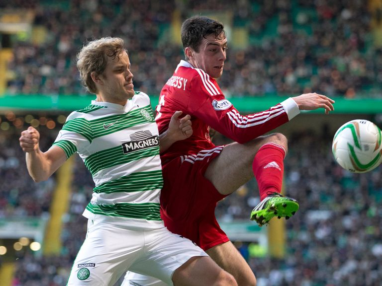 Celtic will face Aberdeen in the Scottish Cup.
