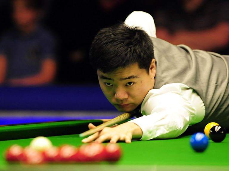 Ding Junhui: Has won five ranking events this season