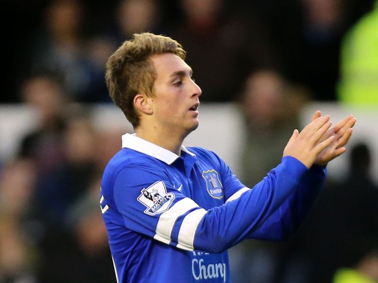 Gerard Deulofeu: Close to Everton comeback