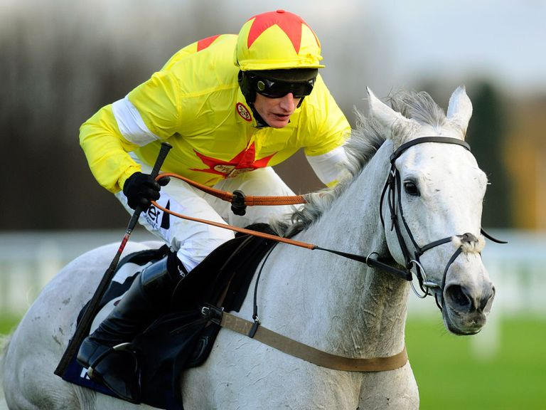 Al Ferof: Can win the King George again for Paul Nicholls