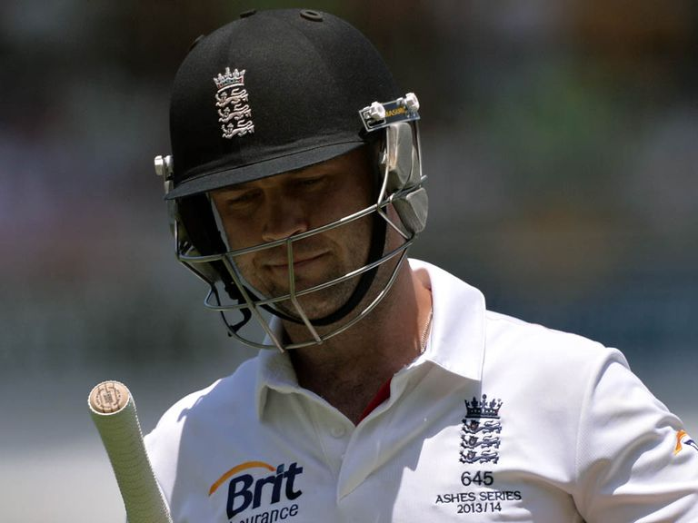 Jonathan Trott: Has the full backing of the PCA