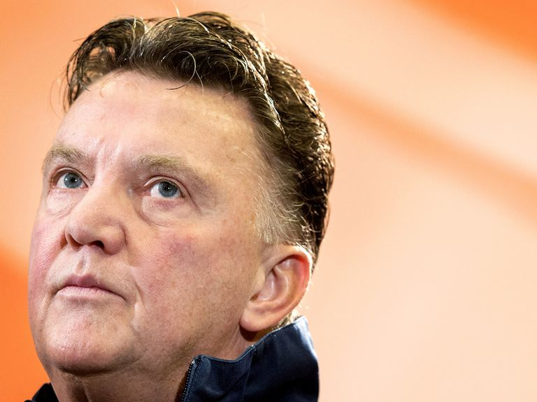 Louis Van Gaal: Linked with Tottenham job