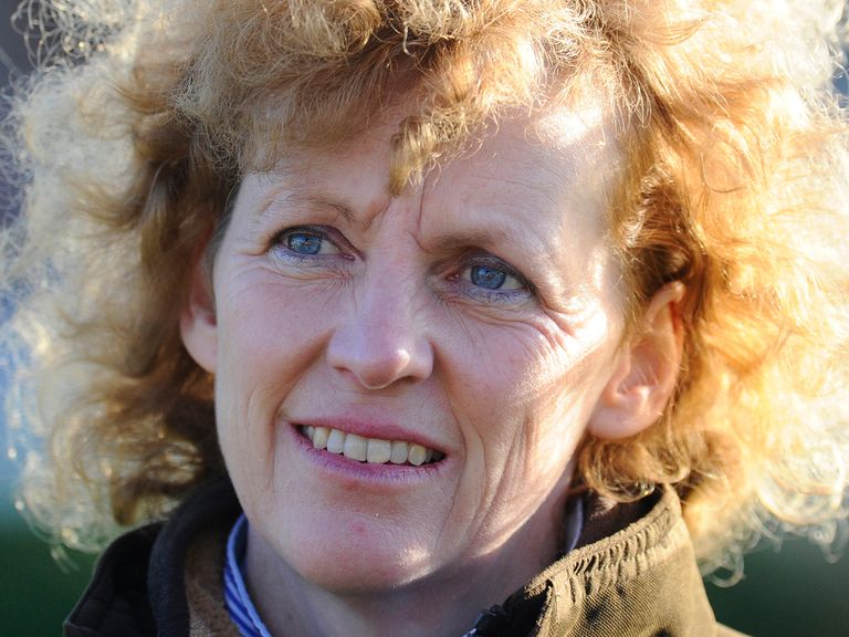 Lucinda Russell: Three winners ridden by three different jockeys