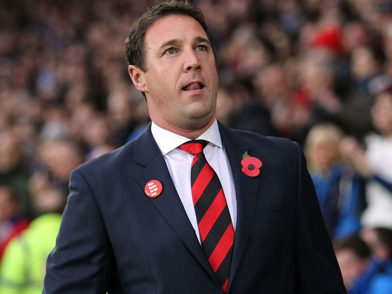Malky Mackay: Looking forward to Crystal Palace clash