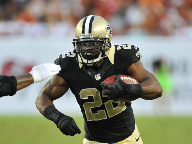 Mark Ingram: Should be productive in Atlanta