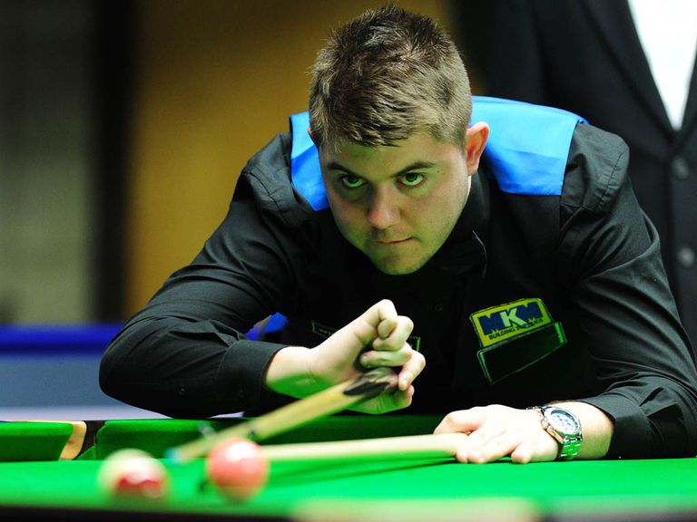 Mitchell Travis: Dumped out Marco Fu in York