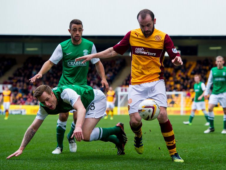 James McFadden and Motherwell can cause Celtic problems
