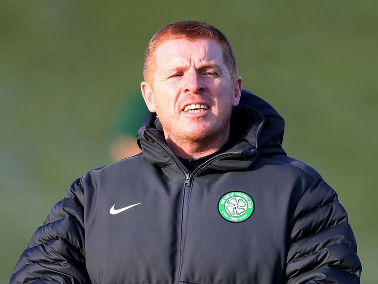Neil Lennon: Says Celtic supporters are the best in the world