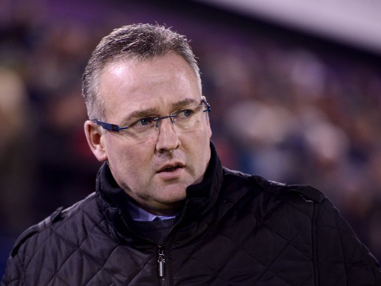Paul Lambert: Taking the positives