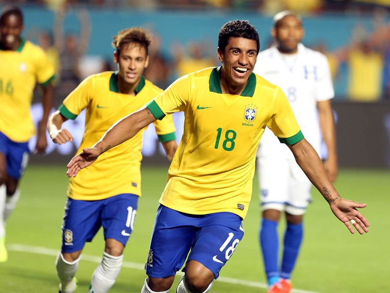 Brazil will play the first game of the World Cup against Croatia on June 12.
