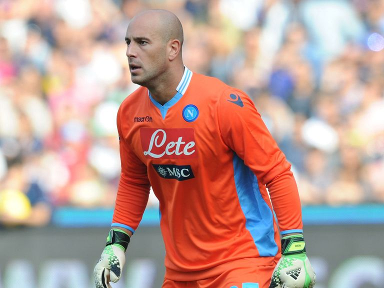Pepe Reina: Napoli set to make bid