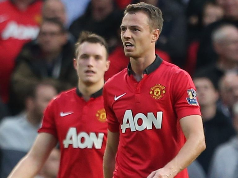 Jonny Evans: Confidence in short supply at Old Trafford