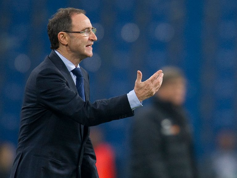 Martin O'Neill: Has faith in his side