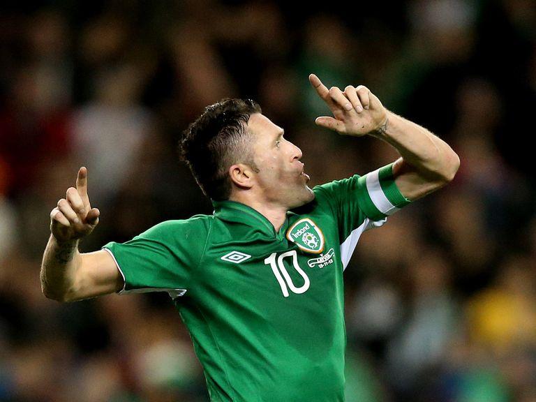 Robbie Keane: Not part of Republic of Ireland squad