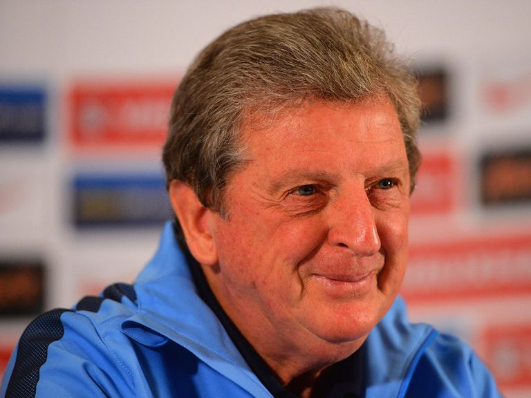 Roy Hodgson: Ready for World Cup draw