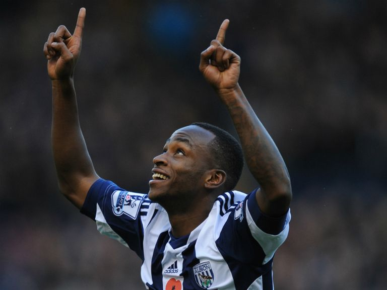 Saido Berahino: Extends West Brom deal