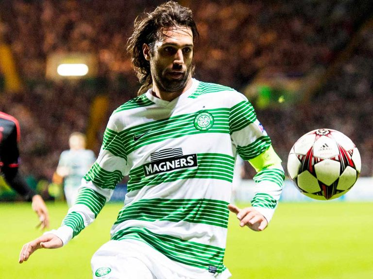 Georgios Samaras: Must decide on a new Celtic deal