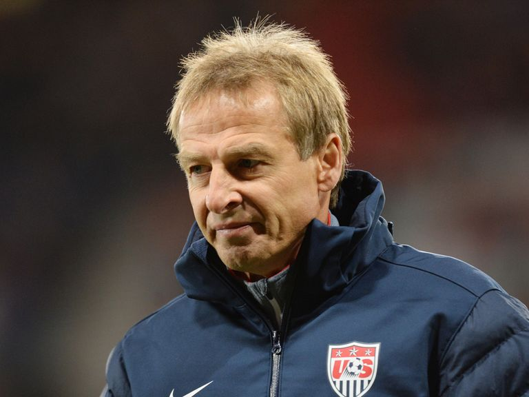 Jurgen Klinsmann: Linked with the Tottenham job