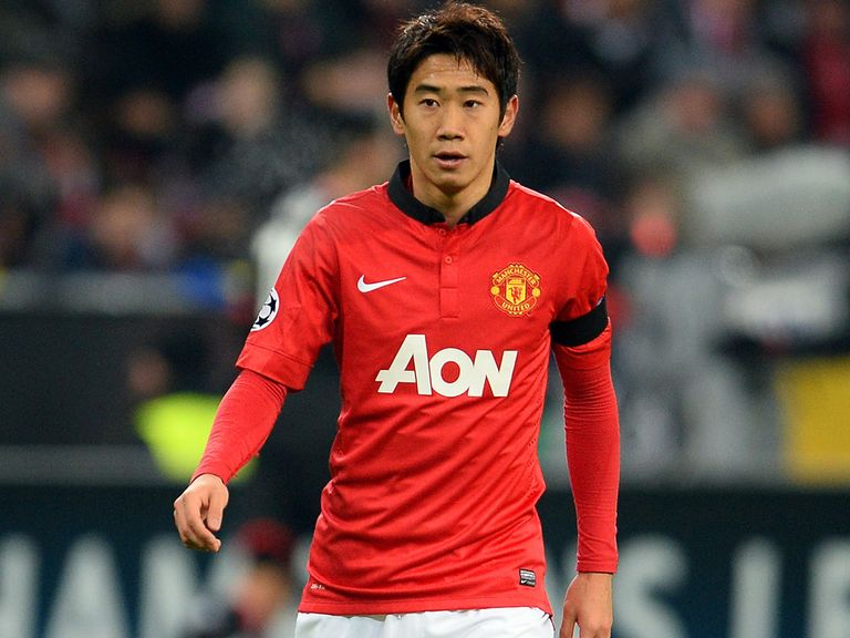 Shinji Kagawa: Still suffering from a sickness bug