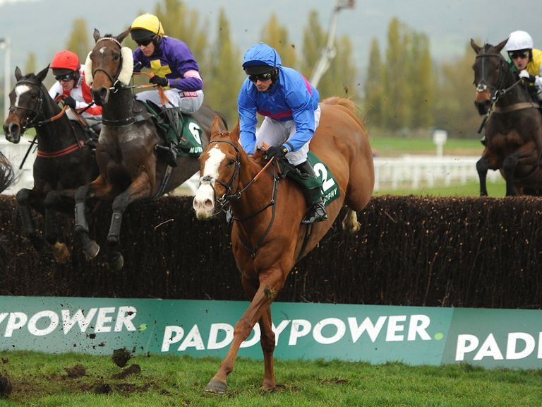 Alvarado: Big price in the Grand National