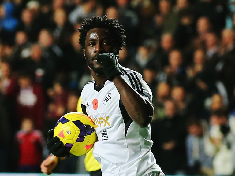 Wilfried Bony: Reportedly a target for Liverpool