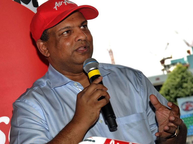 Tony Fernandes: 'I need to feel like we're going somewhere'