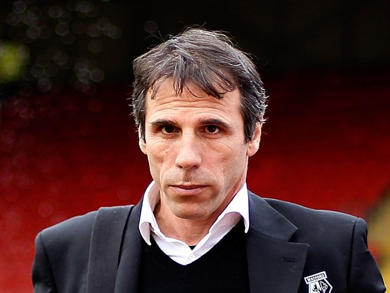 Gianfranco Zola: Resigns as Watford manager