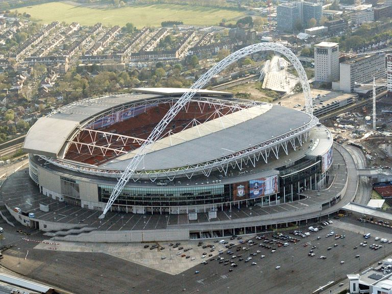 Wembley: Could host the final of Euro 2020