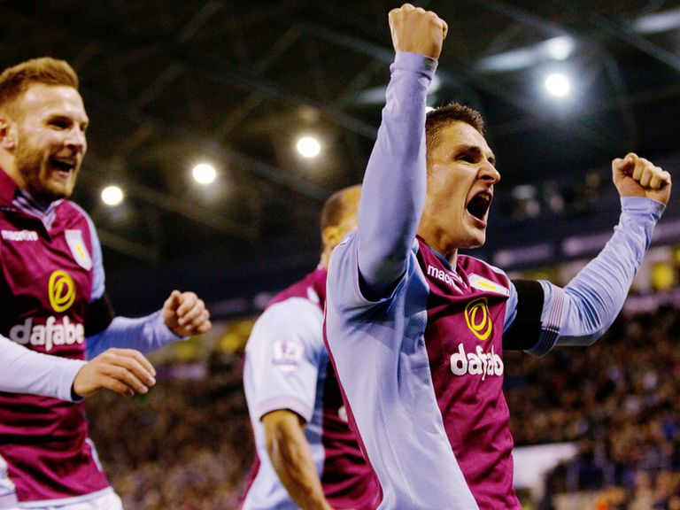 Villa can celebrate victory on Saturday