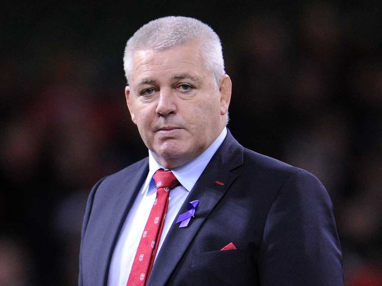 Warren Gatland: Led the Lions to victory in Australia earlier this year