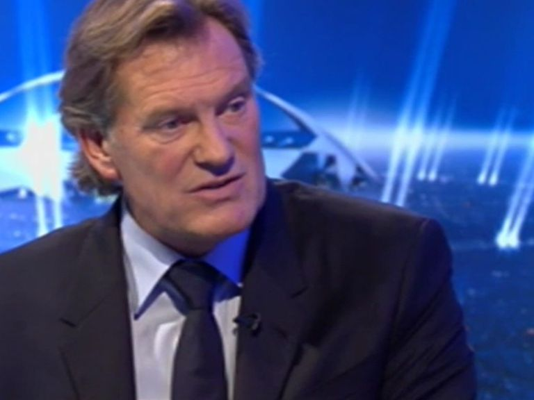 Glenn Hoddle: In the running for Spurs role
